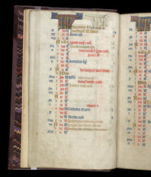 Durham Ownership Inscription, In A Durham Missal